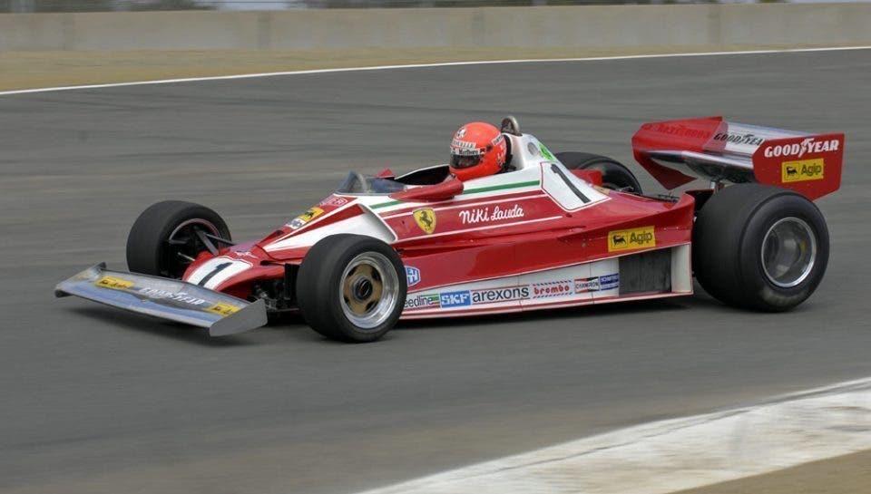 Ferrari 312 T 022 asta