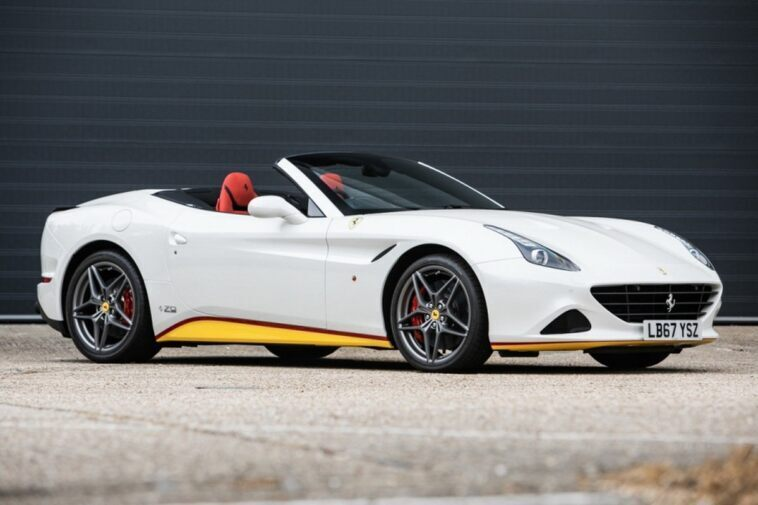Ferrari California T one-of-one