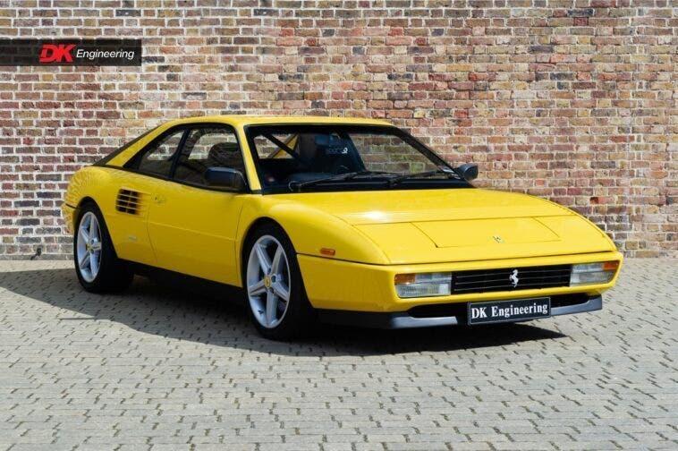 Ferrari Mondial T 1989