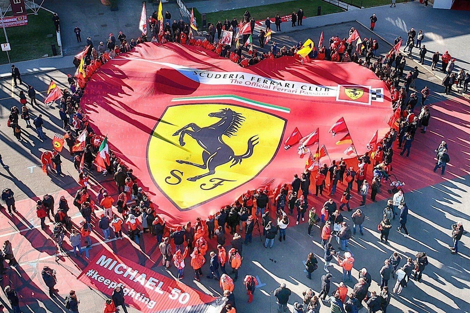 Ferrari cuore