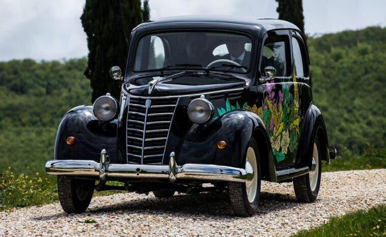 Fiat 1100 Musone Garage Italia