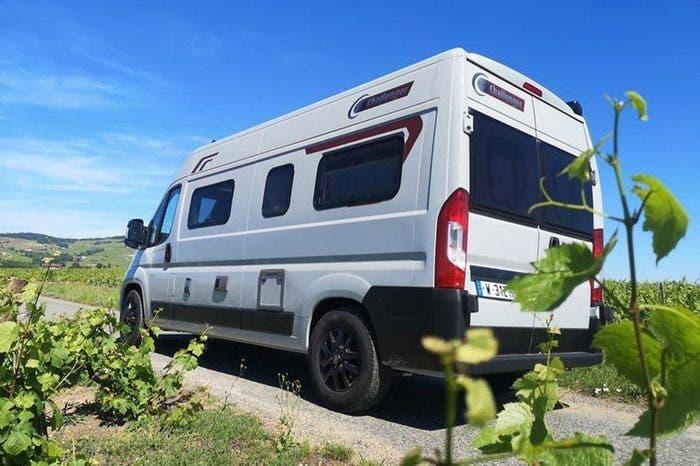 Fiat Ducato Base Camper 2020