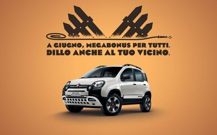 Fiat MegaBonus giugno 2019