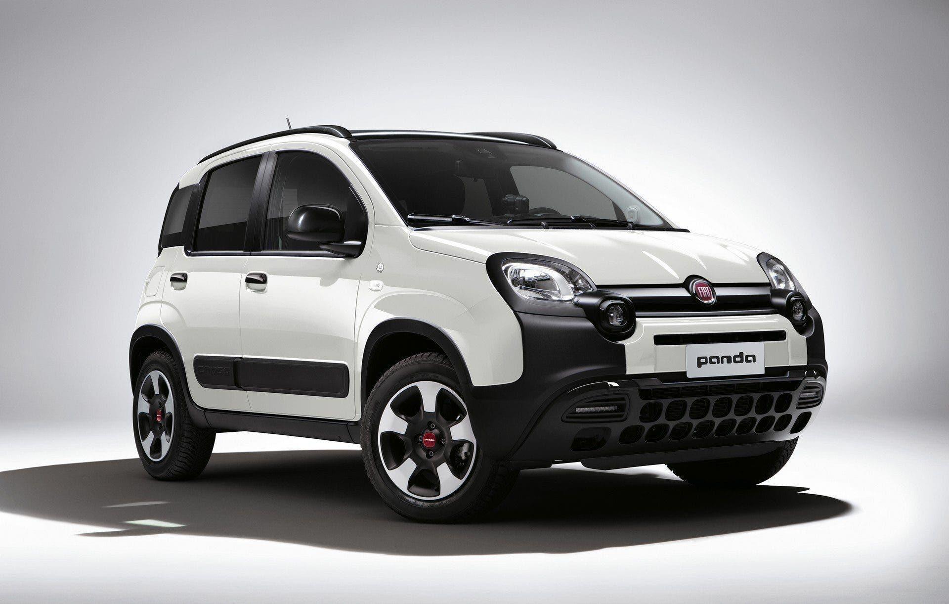 Fiat Panda Waze nuova generazione