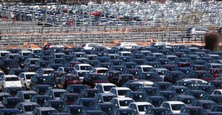 Immatricolazioni auto Italia