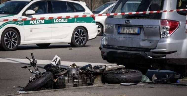Incidenti morti strade