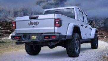 Jeep Gladiator sistemi di scarico MagnaFlow
