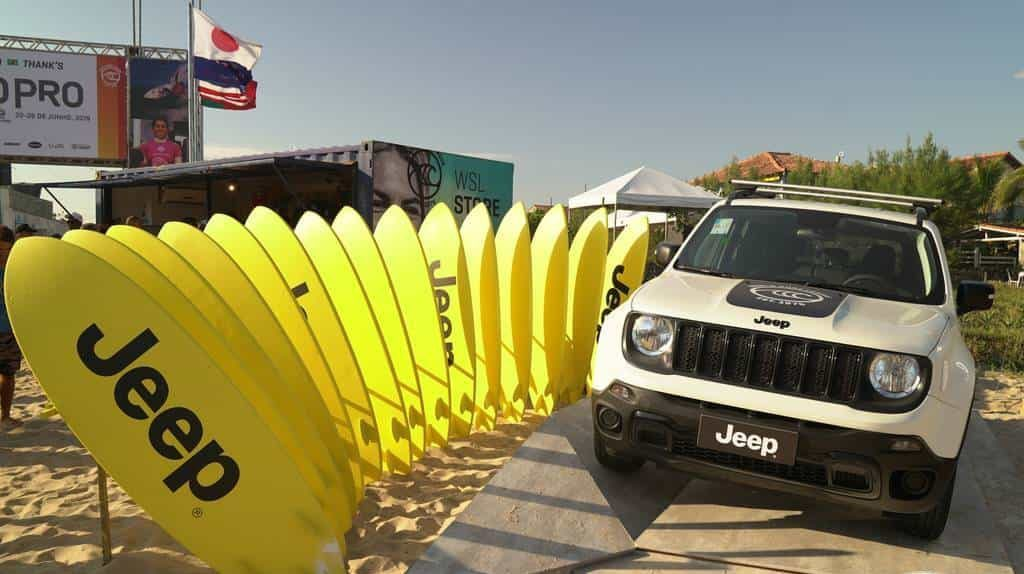 Jeep Renegade WSL