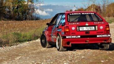 Lancia Delta HF Integrale 16V vendita