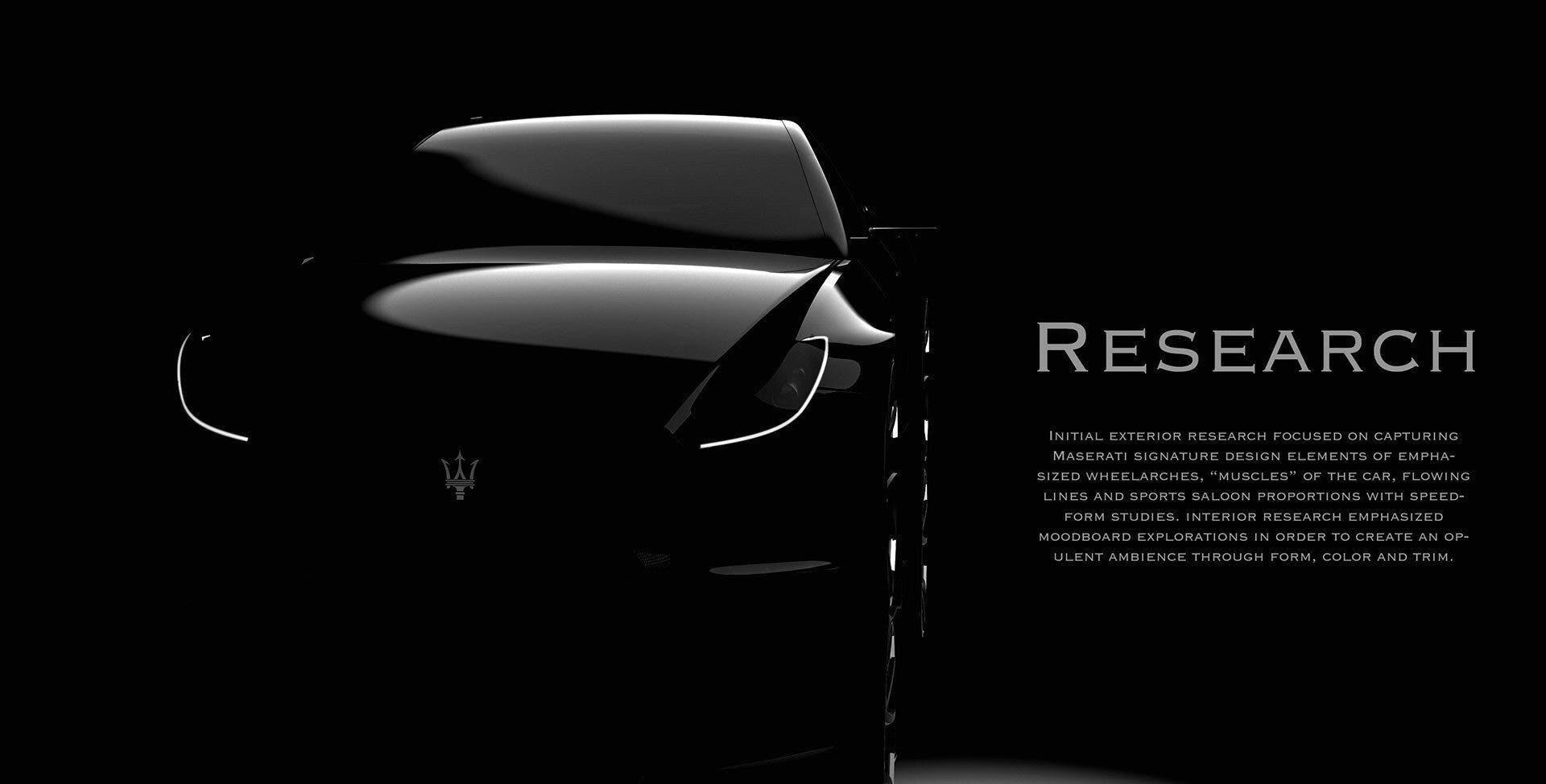 Maserati L'Ultimo concept