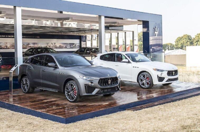 Maserati Levante GTS e Trofeo