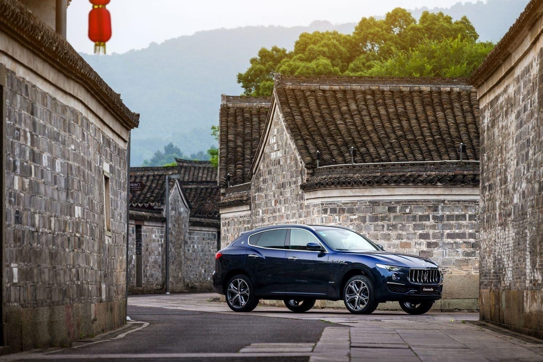 Maserati Levante Gran Tour