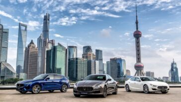 Maserati gamma Gran Tour
