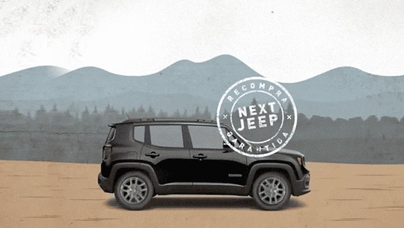 Next Jeep Brasile