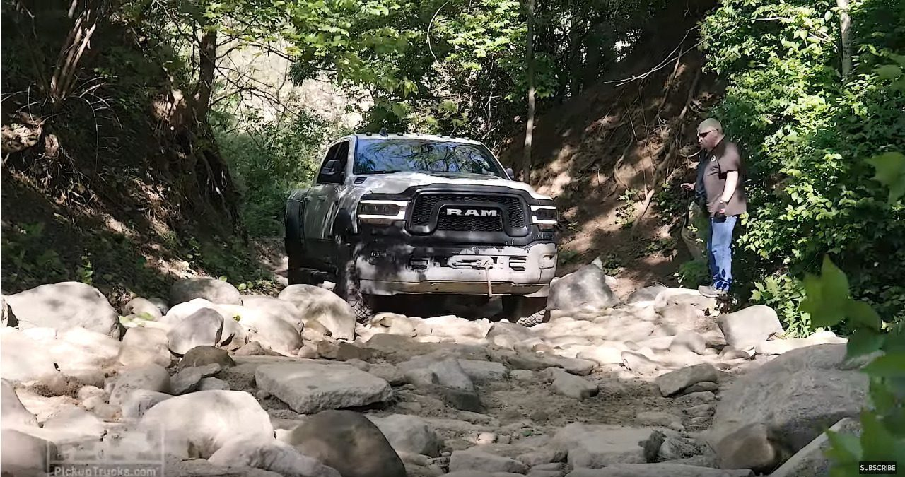 Nuovo Ram 2500 Power Wagon