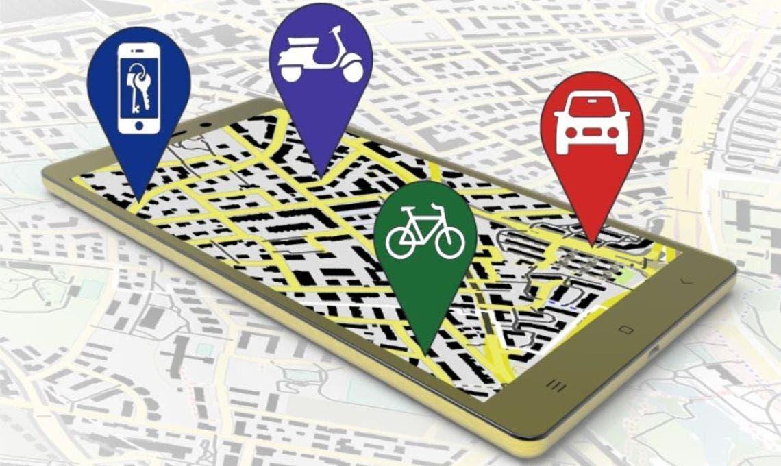 Sharing Mobility veicoli condivisi