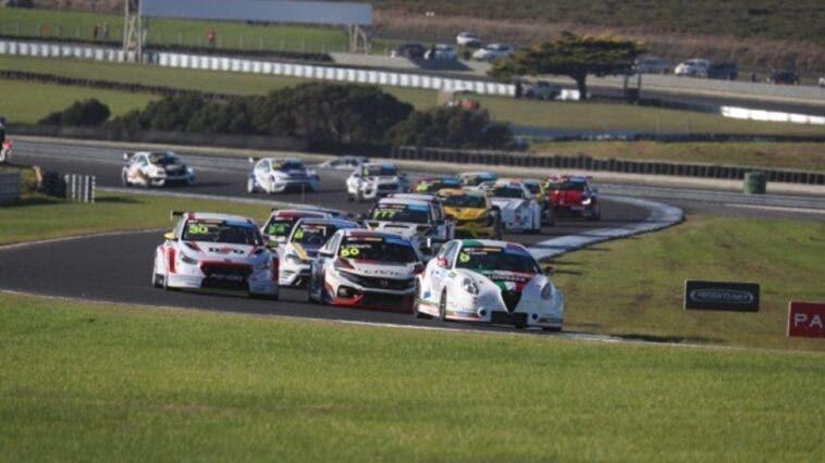 TCR Australia: l'Alfa Giulietta di O'Keeffe conquista la vittoria