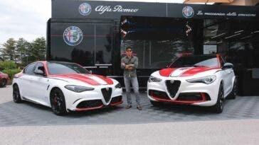 Quadrifoglio Day: il test drive con Giulia e Stelvio