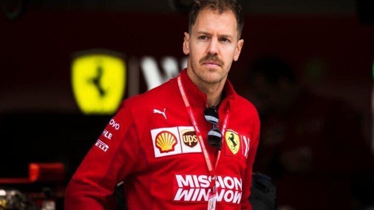 Vettel Giancarlo Minardi