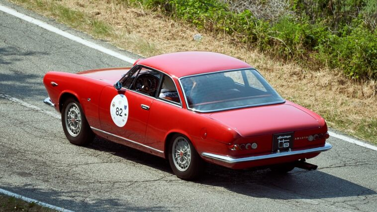 Abarth 2400 coupé