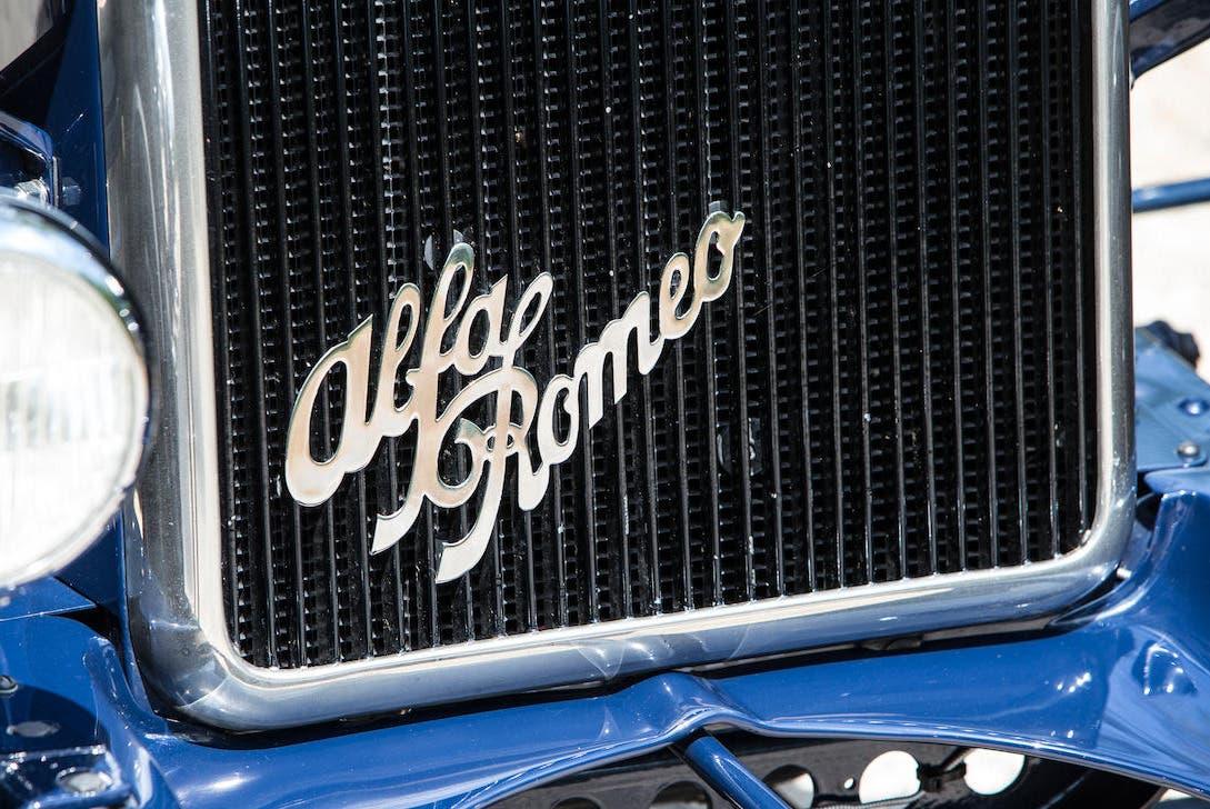 Alfa Romeo 8C 2300 Tourer asta