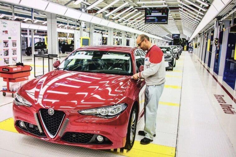 Pomigliano, dopo 10 anni torna l'Alfa Romeo