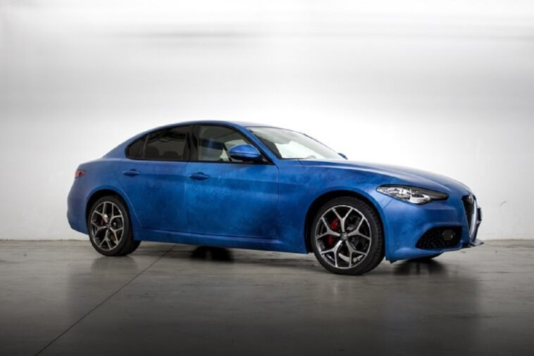 Alfa Romeo Giulia Grand Tour