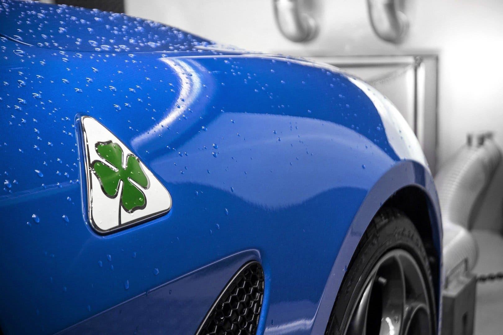 Alfa Romeo Giulia Quadrifoglio McChip