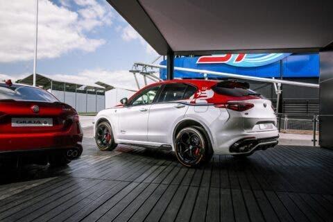 Alfa Romeo Stelvio Quadrifoglio Racing