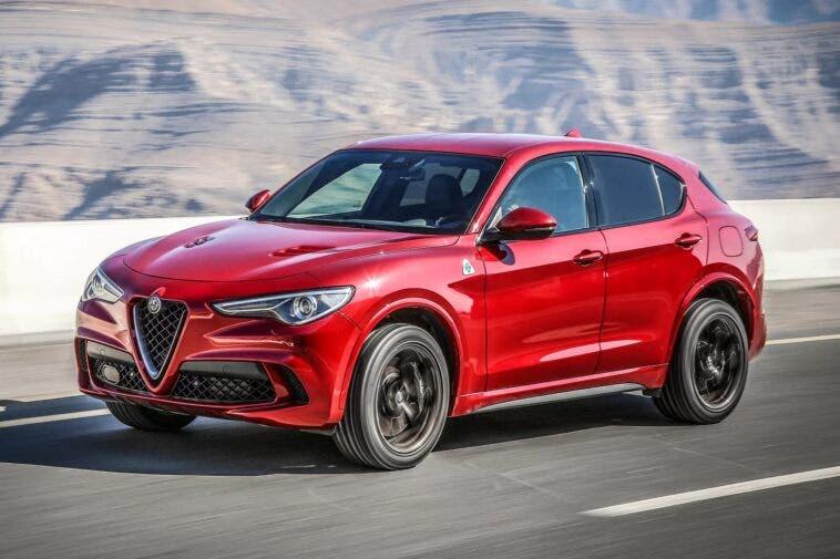 Alfa Romeo Stelvio vendite USA