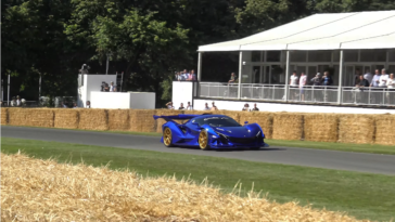 Apollo IE Goodwood FoS 2019