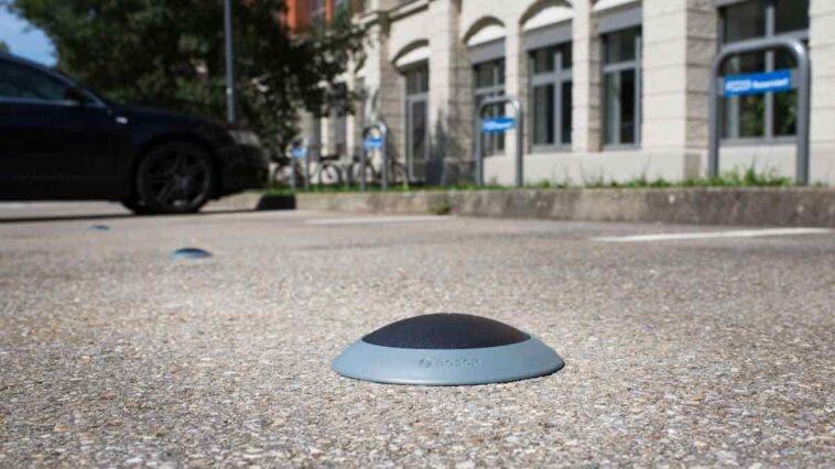 Bosch Parking Lot Sensor