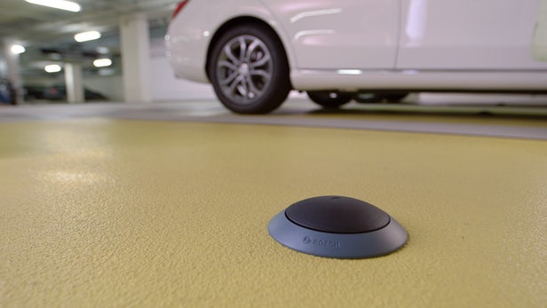 Bosch Parking Lot Sensor