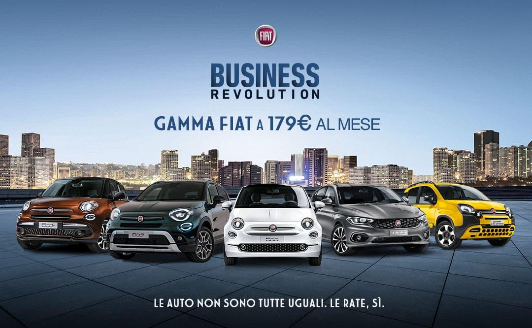 Business Revolution Fiat