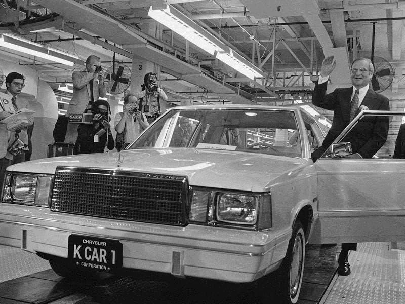 Chrysler Lee Iacocca