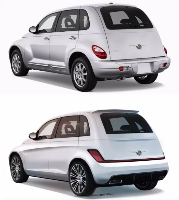 Chrysler PT Cruiser 2019