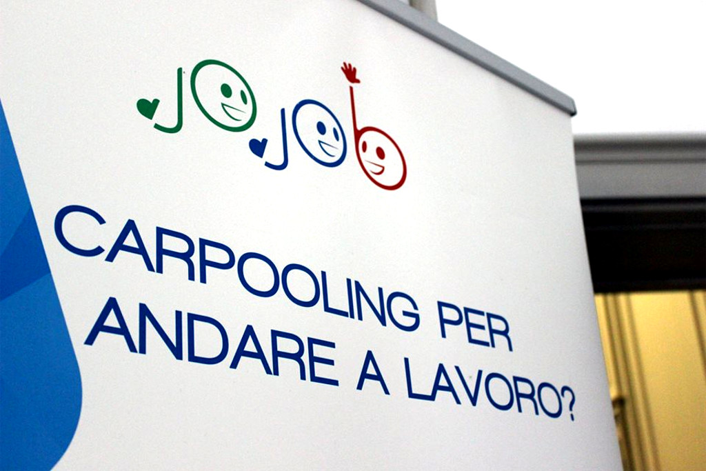 Condivisione auto Jojob