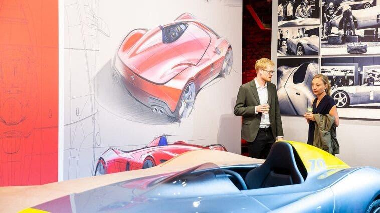 Designing Dreams: Ferrari Design Team
