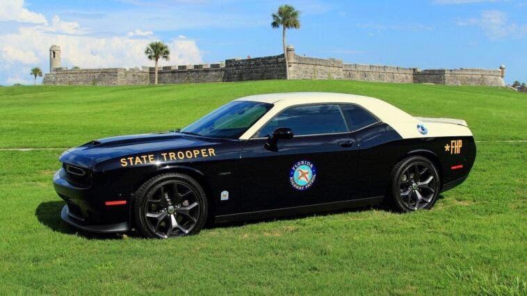 Dodge Challenger R/T 2019 Florida Highway Patrol