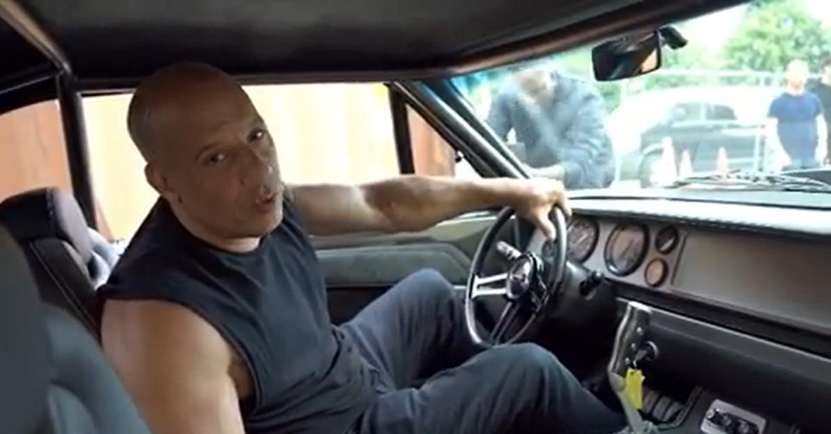 Dodge Tantrum Vin Diesel