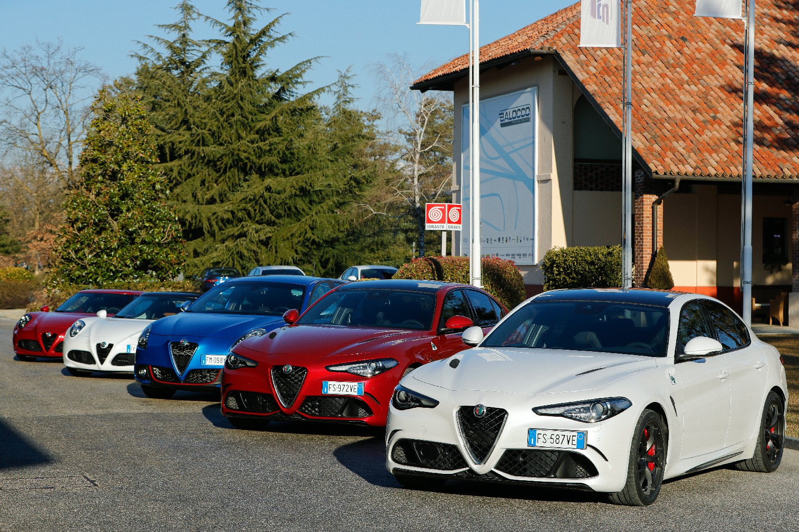 FCA What's Behind Balocco