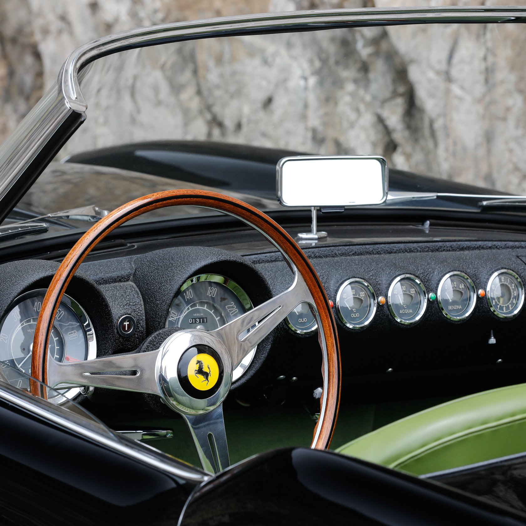 Ferrari 250 GT Cabriolet Serie I asta