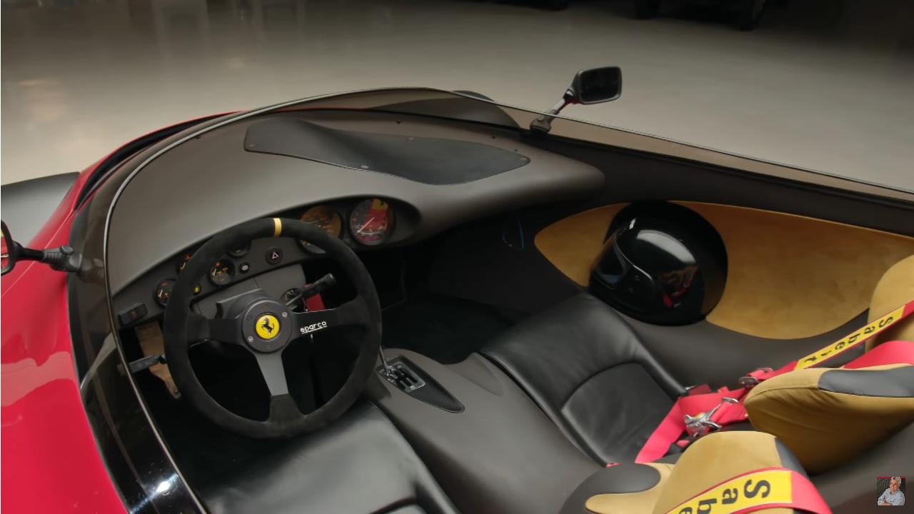 Ferrari Conciso Jay Leno's Garage