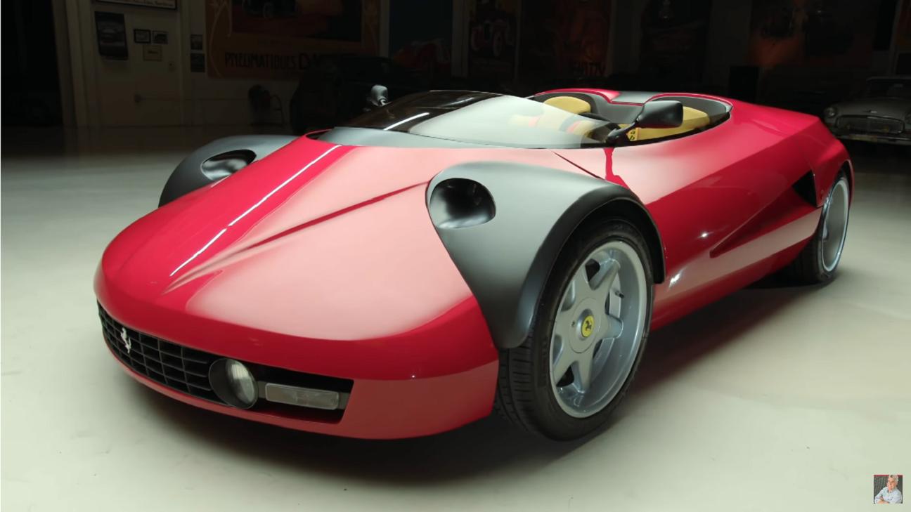 Ferrari P4 5 >> Ferrari Conciso: la one-off fa visita a Jay Leno's Garage | Video - ClubAlfa.it
