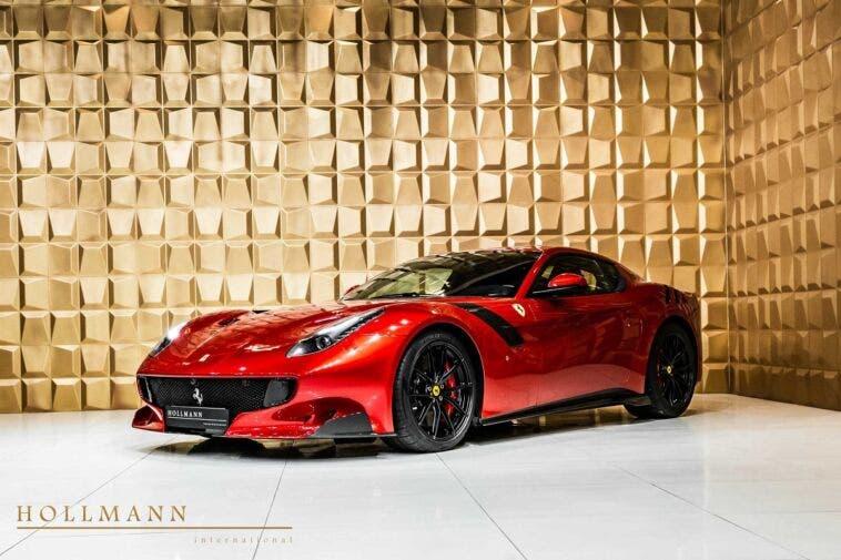 Ferrari F12tdf Rosso Fuoco