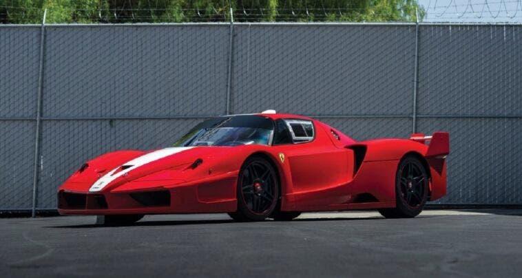 Ferrari FXX asta