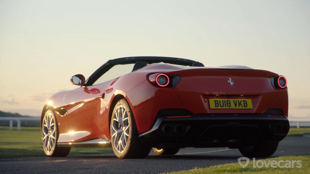 Ferrari Portofino Lovecars