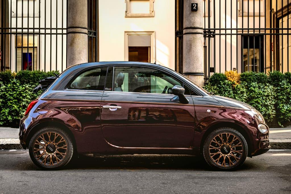 Fiat 500 e 500C Collezione