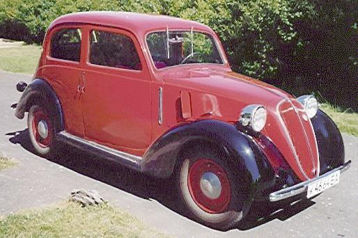 Fiat 508 C