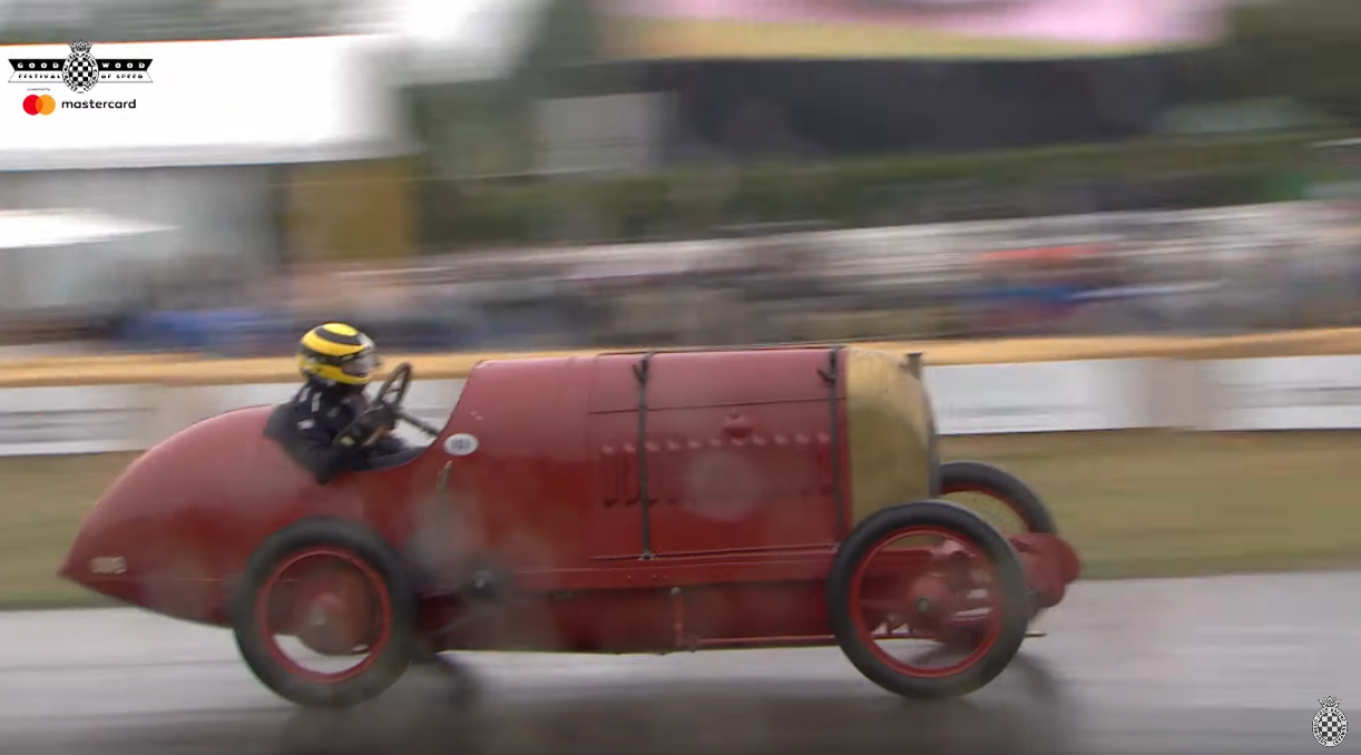 Fiat S76 Goodwood FoS 2019
